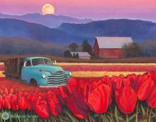 Product Image for Tulip Fest 2021 magnet