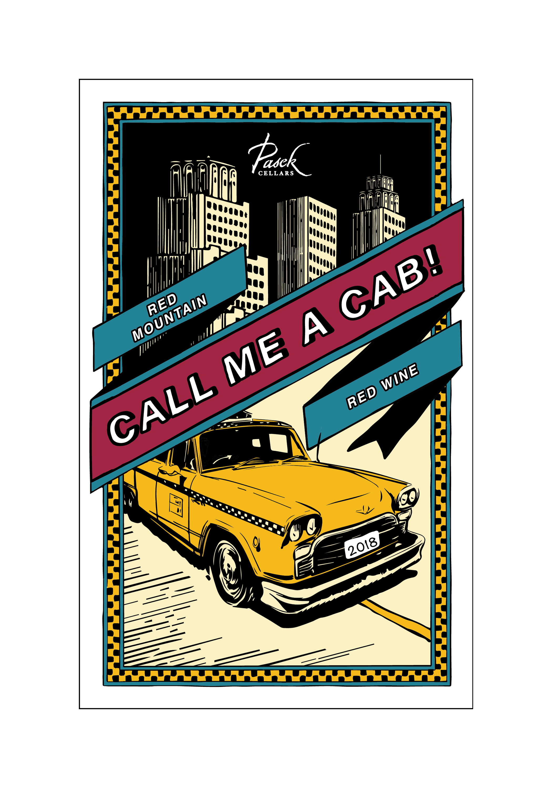 Product Image for 2018 Call me a Cab Red Blend (750ml)